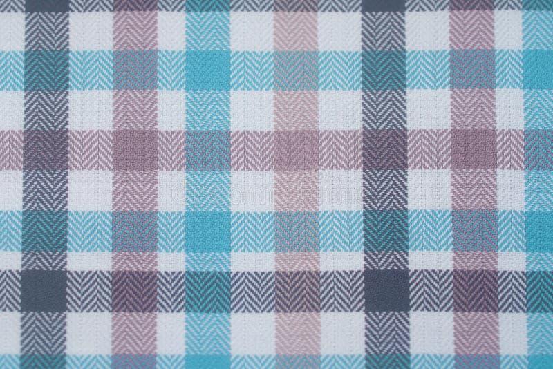 关闭被编织的棉纺织品背景 免版税图库摄影
