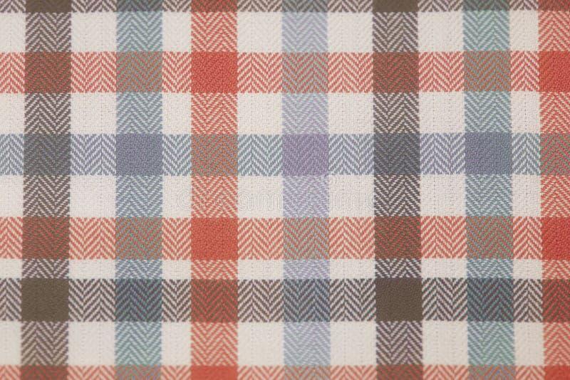 关闭被编织的棉纺织品背景 图库摄影