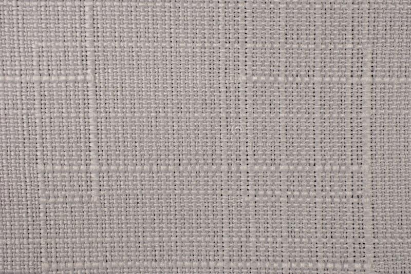 关闭被编织的纺织品背景 免版税库存图片