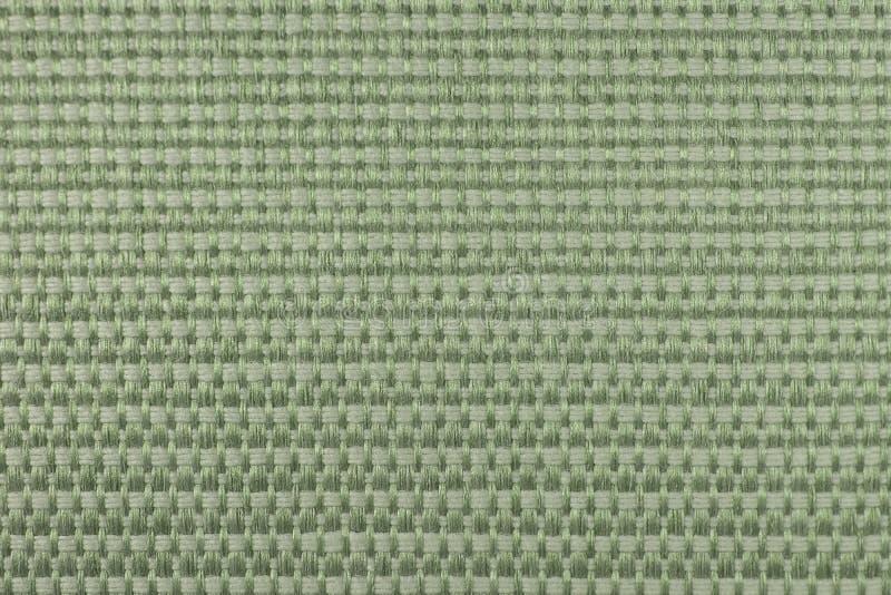关闭被编织的纺织品背景 库存图片