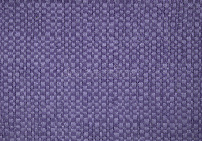 关闭被编织的纺织品背景 免版税库存照片