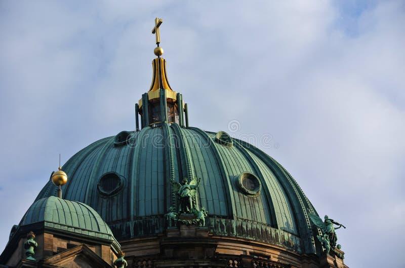 其中一个最佳的地方在柏林,德国 向量例证