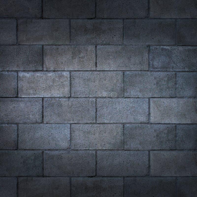 具体块墙壁 皇族释放例证