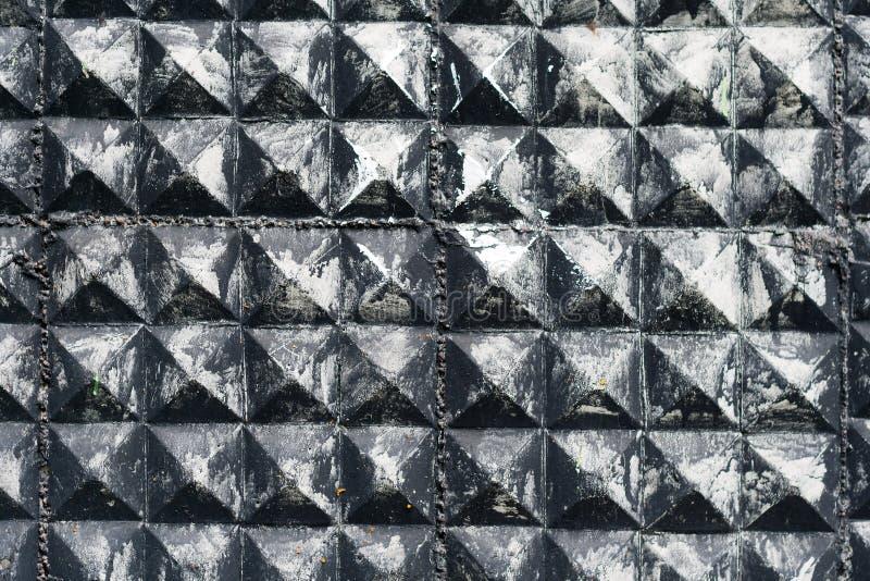 具体金字塔 库存图片