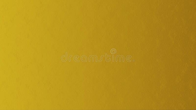 具有复制空间的金水泥纹理背景 免版税库存图片