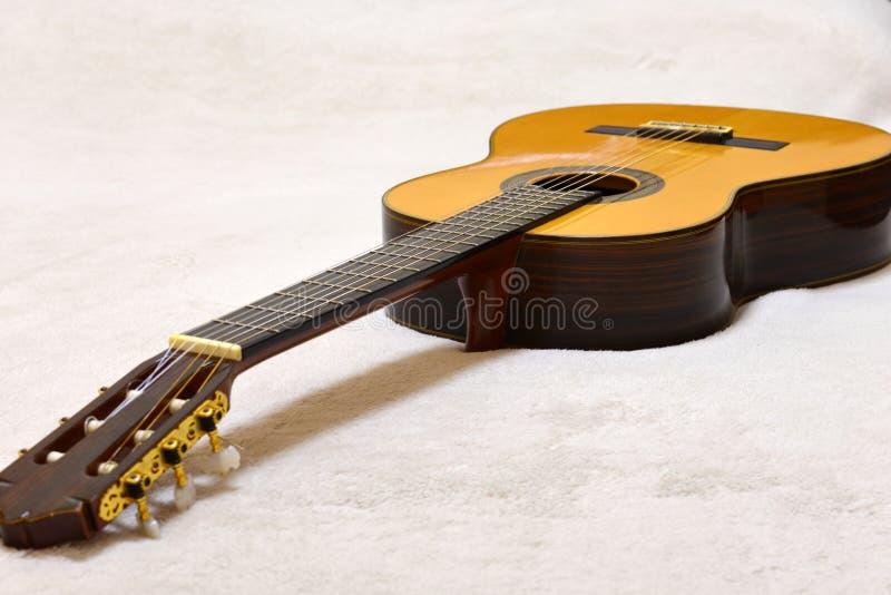 经典吉他 库存图片