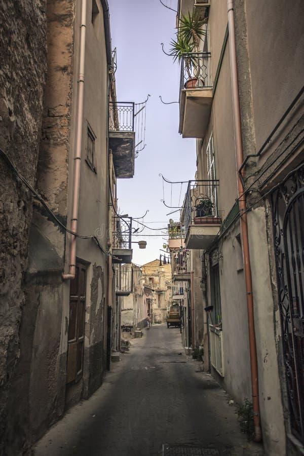 典型巷道利卡塔2 库存图片