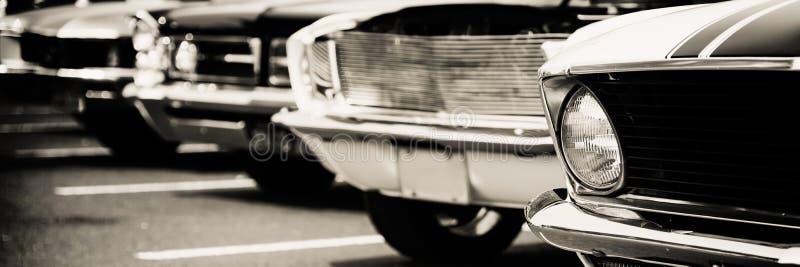 经典的汽车 免版税图库摄影