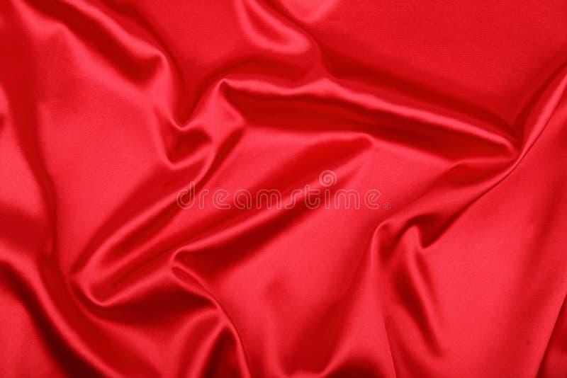 典雅物质红色使光滑 库存照片