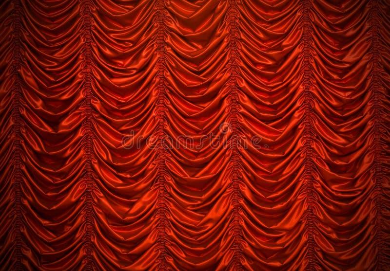 典雅的减速火箭的剧院 免版税库存图片