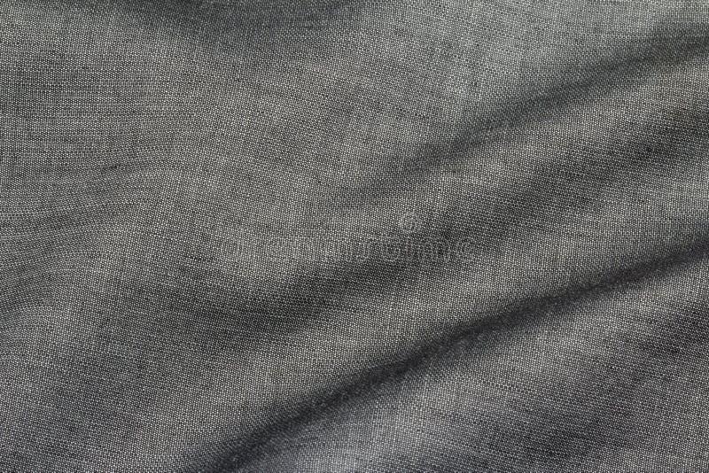 典雅的灰色织品 免版税库存图片
