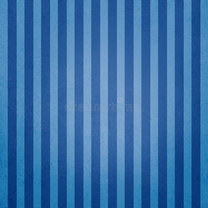 典雅的黑暗的别针镶边蓝色葡萄酒织地不很细设计 7月4日,阵亡将士纪念日或者退伍军人日背景颜色 库存例证