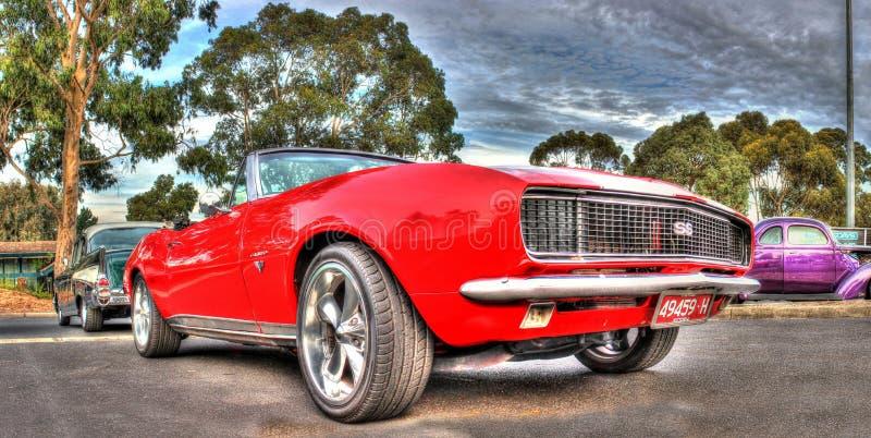 澳大利亚雪佛兰camaro是20汽车60后座和70s的许多美国年代之一作为宝马三厢1系世纪如何拆图片