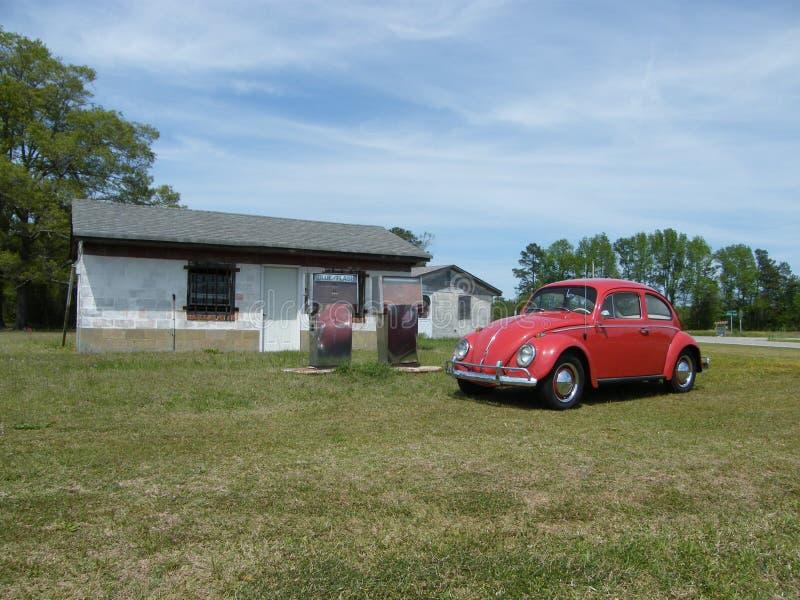 经典VW 免版税库存图片