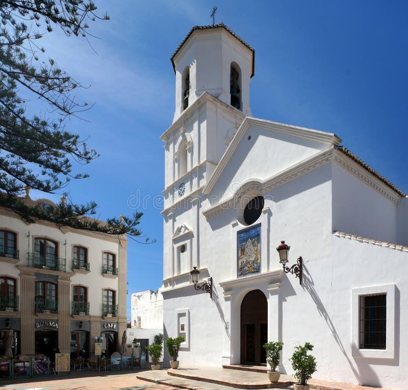 内尔哈,西班牙 免版税库存图片