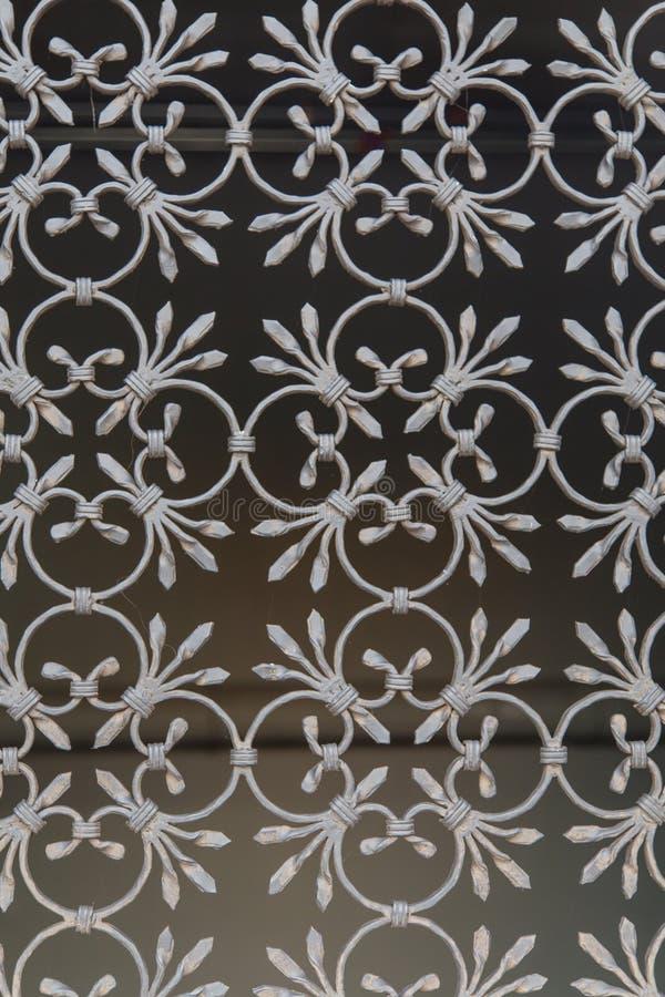 内部和家具的钢设计背景的 免版税库存图片