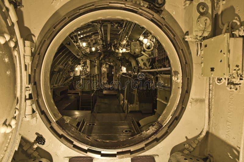 内部潜水艇