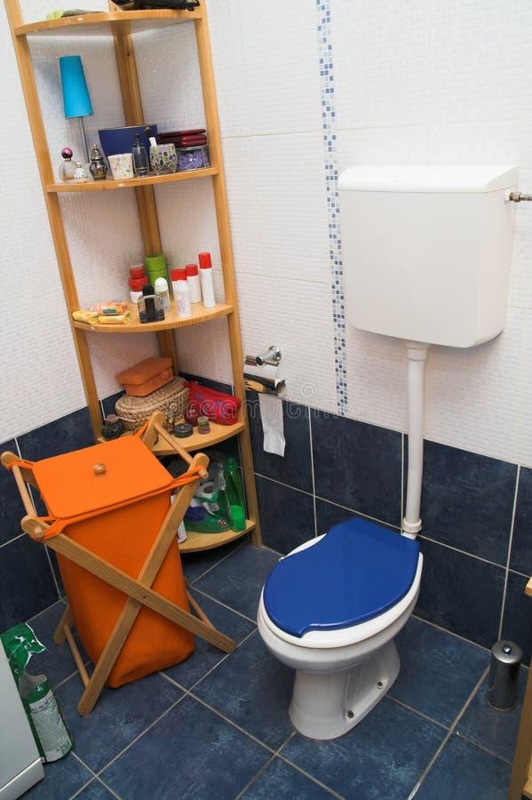 内部现代洗手间 免版税库存图片