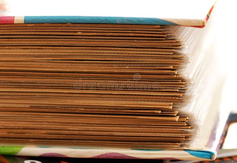 册页照片 免版税库存照片