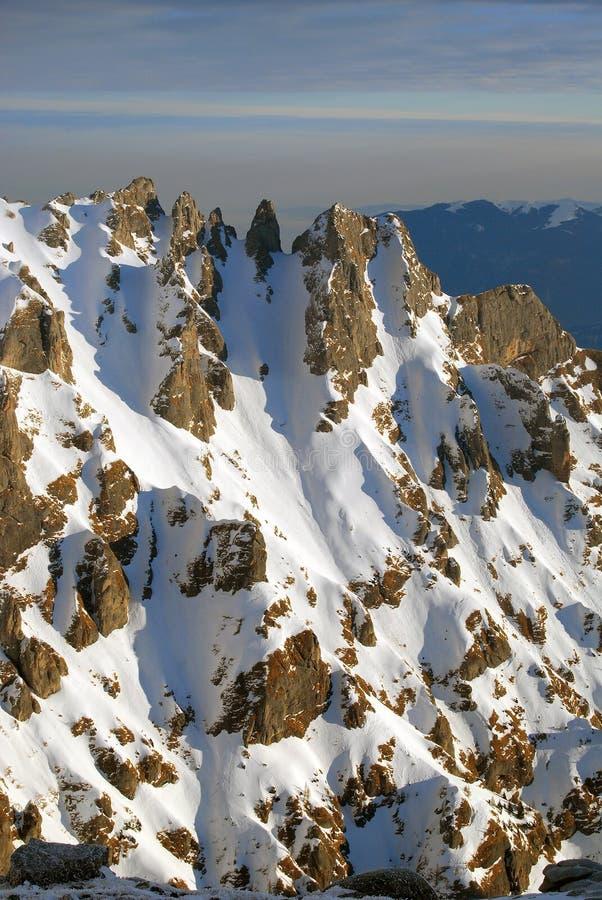 冒险喀尔巴阡山脉的i 库存图片