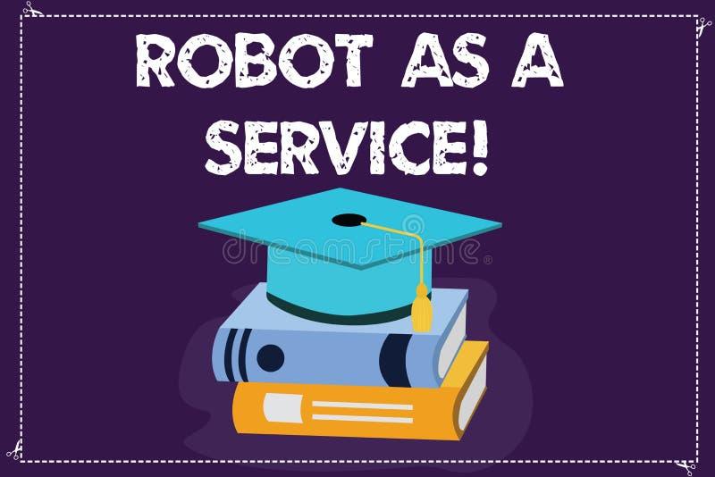 写文本机器人的词作为服务 人工智能数字协助闲谈马胃蝇蛆颜色的企业概念 皇族释放例证