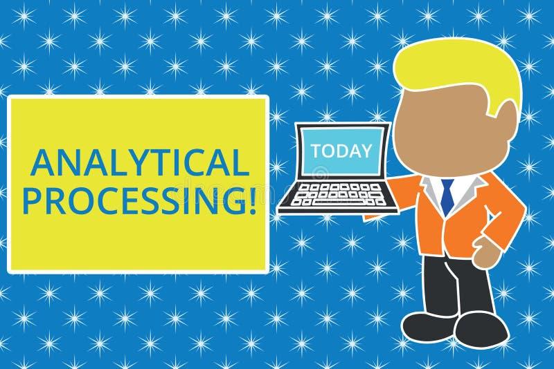 写显示分析处理的笔记 容易地陈列看法的企业照片写报告数据采集和 库存例证