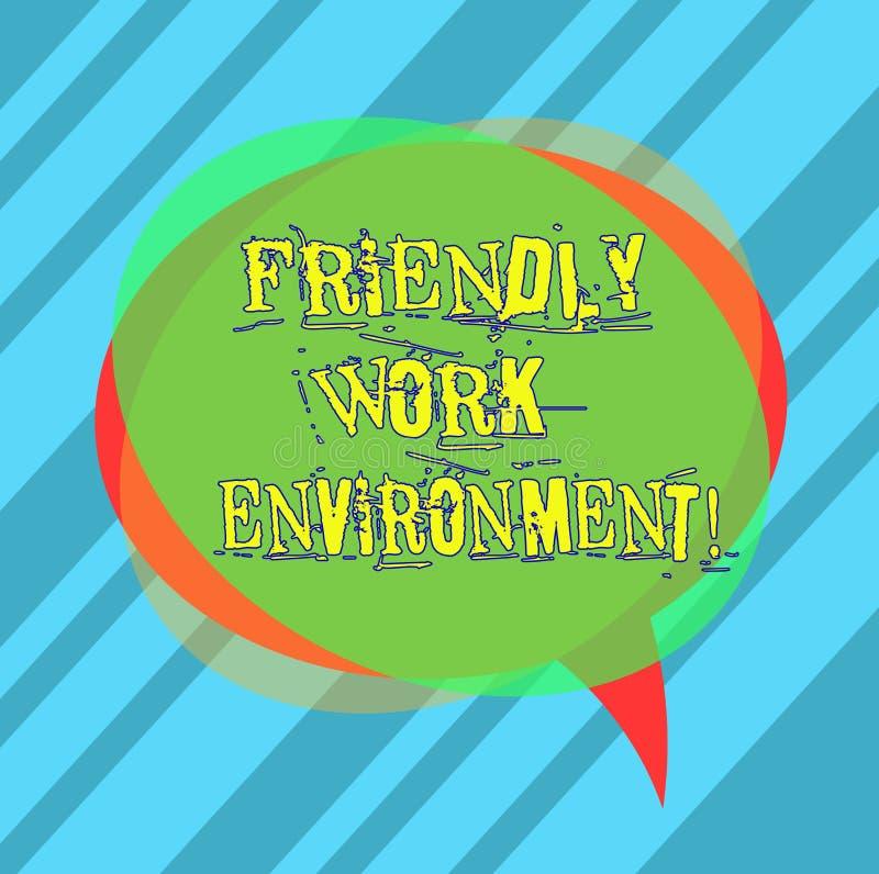 写笔记陈列友好的工作环境 企业照片陈列的集成的更强的社会动力学工作场所空白 图库摄影
