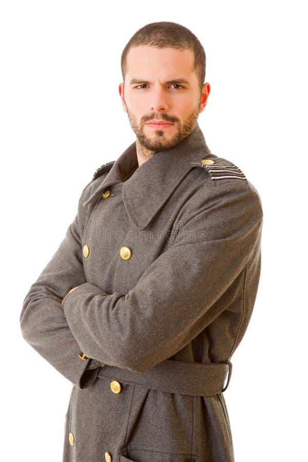 军事俄语 免版税库存图片