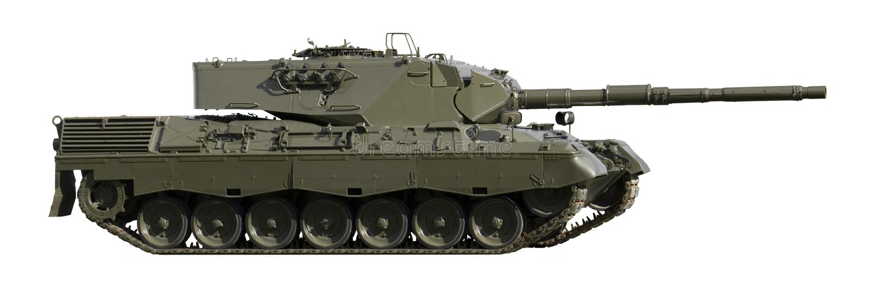 军事坦克 图库摄影