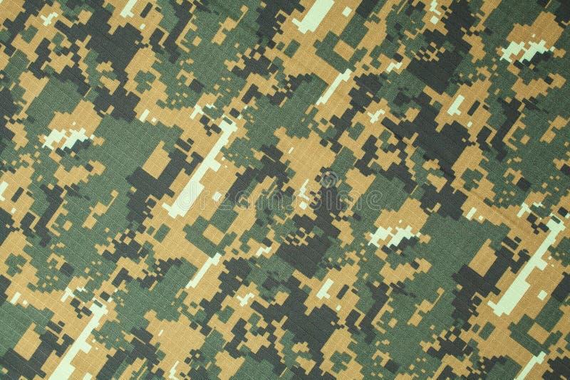 军事纹理伪装背景 库存图片