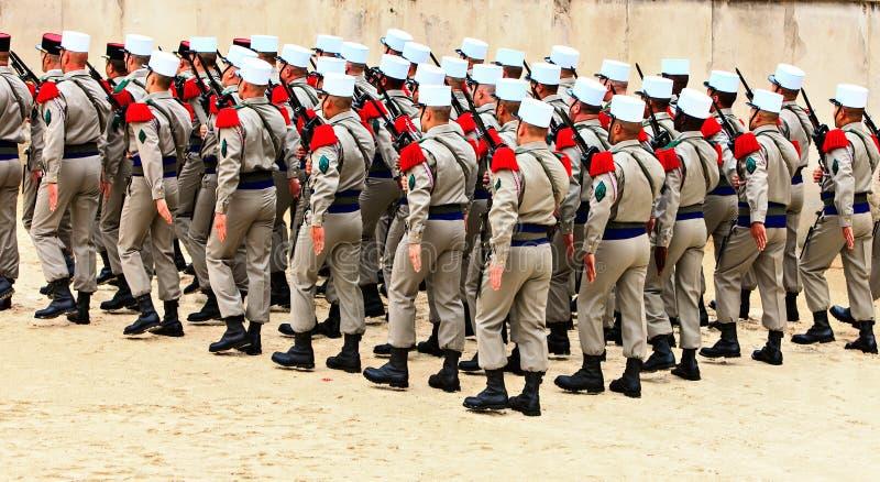 军事 免版税图库摄影