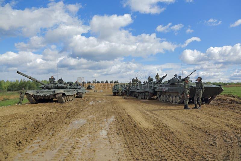 军用设备 库存图片