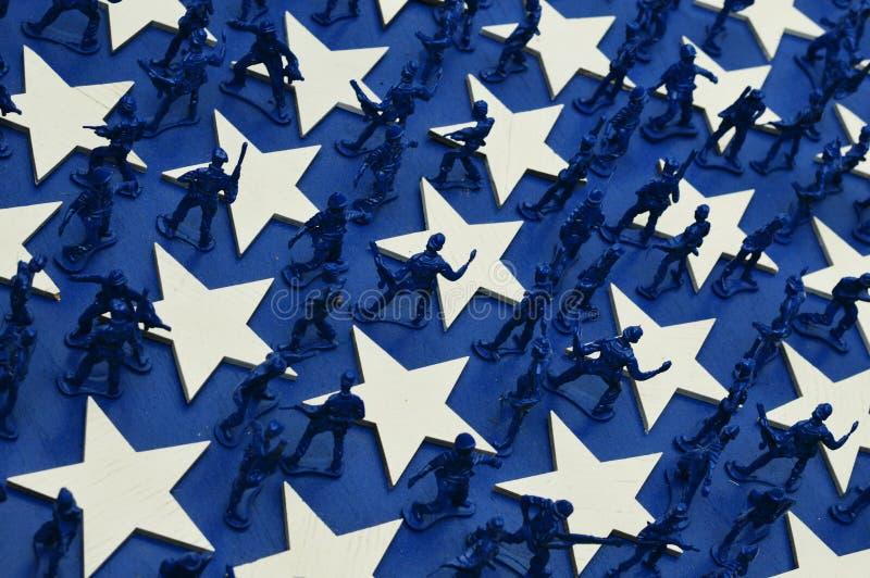 军队人 免版税库存照片