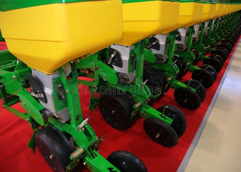 农业地球设备肥料 免版税库存照片