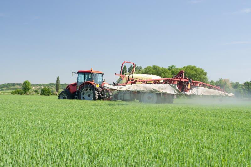 农业设备保护 库存图片