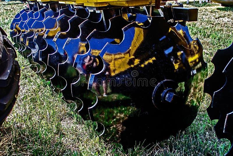 农业设备 细节85 免版税库存照片