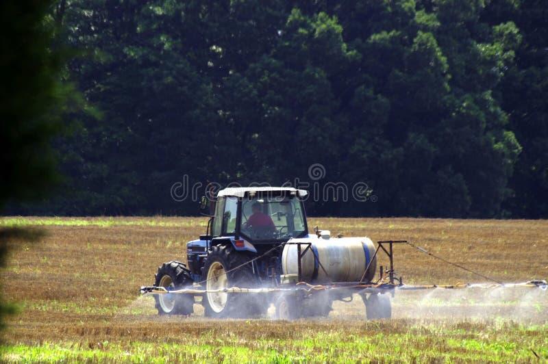 农厂工人 免版税库存图片
