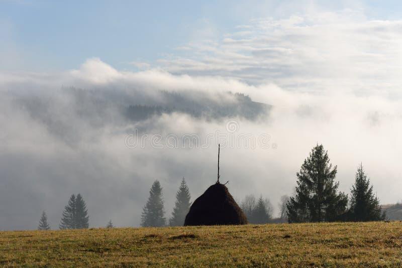 Download 农村干草堆的横向 库存图片. 图片 包括有 收获, 室外, 没人, 自然, 农田, 欧洲, 横向, 小村庄 - 72369895