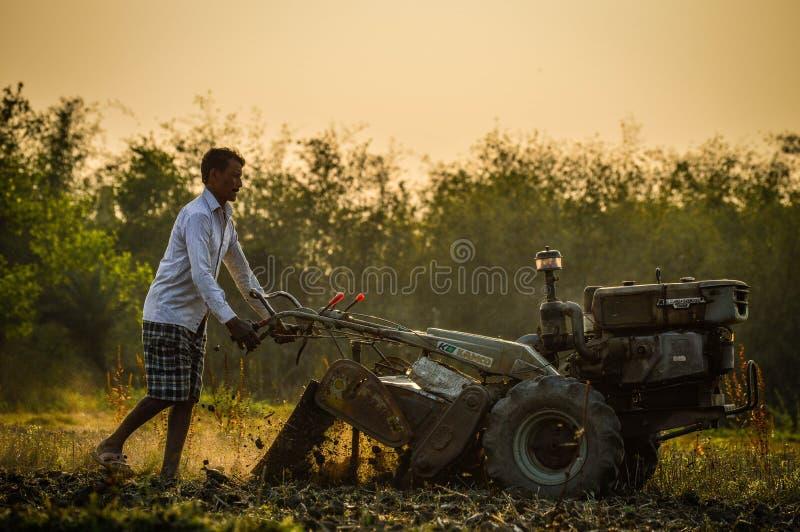农村的生活 免版税库存照片