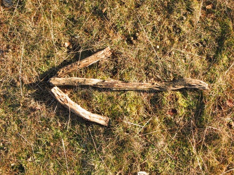 农村的箭头 库存图片