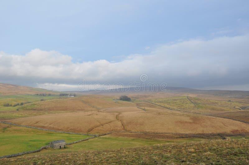 农村Cumbria湖地区英国 图库摄影
