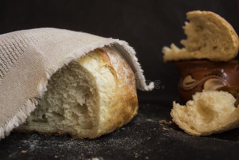 农民面包 库存照片