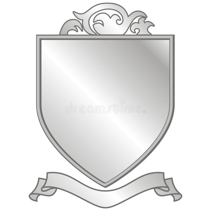 冠银 向量例证