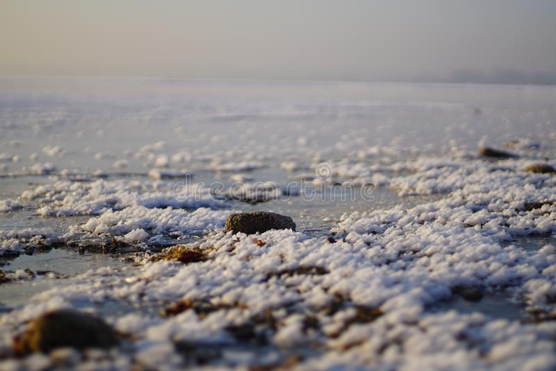 冬天在巴伐利亚 免版税库存图片
