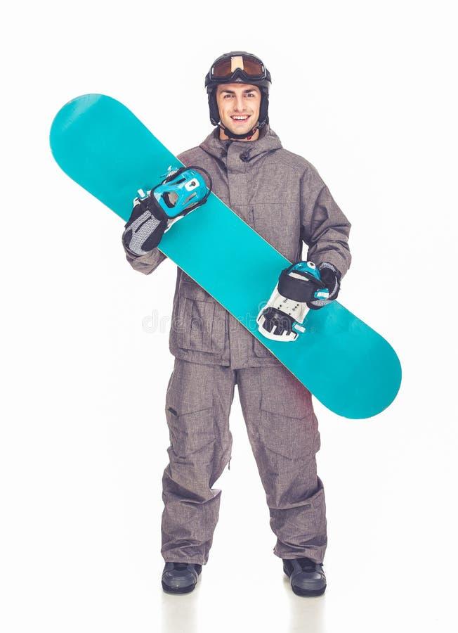 冬季体育,人 库存照片