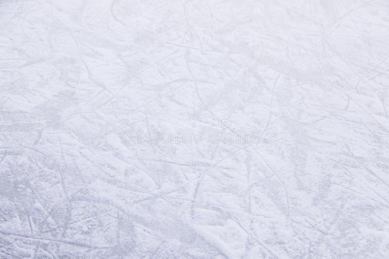 滑冰场 免版税库存图片