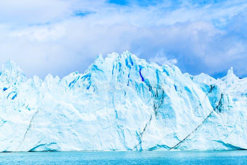 冰山看法  免版税库存照片