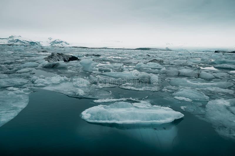 冰岛是最佳的地方 库存照片