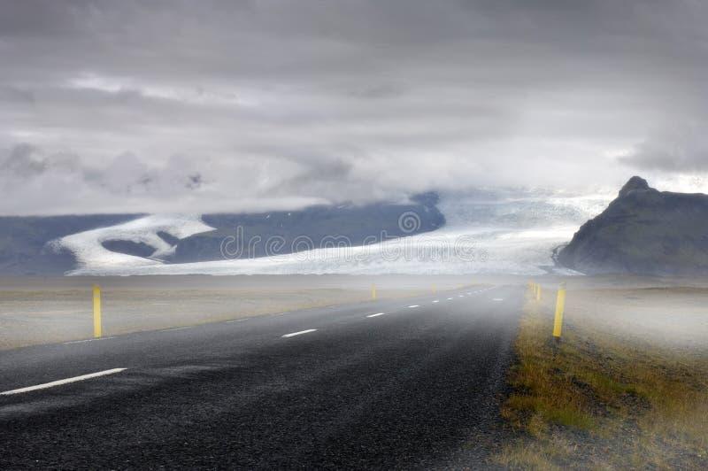冰岛英雄传奇 库存照片