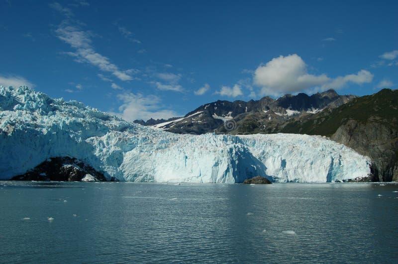 冰川 图库摄影